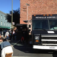 Photo taken at Réveille Coffee Co. Truck by BV M. on 2/14/2013