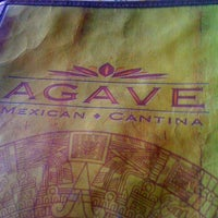 Photo taken at Agave Mexican Cantina by Yynn Marie Y. on 9/25/2012