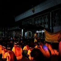 Photo taken at Dewan Tunku Canselor by Hazeem W. on 10/6/2012