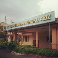 Photo taken at 11th Residential College, University of Malaya by Hazeem W. on 5/24/2013