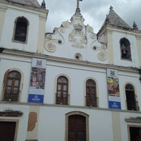 Photo taken at Espaco Cultural Igreja Da Barroquinha by Vanessa S. on 11/17/2016