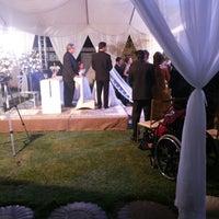 Photo taken at Bela Casa Eventos by Stanlei A. on 11/14/2014