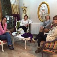 Photo taken at Kübra Güracar Moda Evi by Aynur Ç. on 11/24/2014