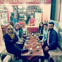 Photo taken at Meşhur Çiğ Köfteci Müslüm Boztaş by Mevlütt Ş. on 7/8/2016