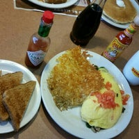 Photo taken at Denny's by Joey C. on 10/31/2015
