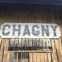 Photo taken at Gare SNCF de Chagny by Cindy C. on 2/2/2017