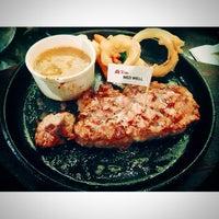 Photo taken at Kafe Victoria by Anastasya N. on 5/15/2015
