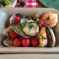 6/6/2014 tarihinde Ilker K.ziyaretçi tarafından La Cucina İtaliana Vincotto'de çekilen fotoğraf