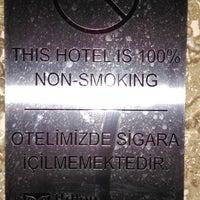 Photo taken at Hilton Garden Inn Istanbul Atatürk Airport by Mostafa E. on 3/12/2015