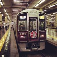 7/7/2013にKen Y.が阪急 梅田駅 (HK01)で撮った写真