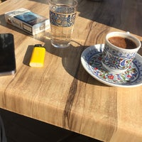 Photo taken at Cafe Road by İron Man on 10/21/2014