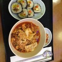 Photo taken at Seoul Restaurant by Fathia Irma D. on 5/19/2014