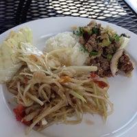 Photo taken at Savatdee Thai & Lao Cuisine by Chris S. on 8/7/2014