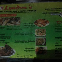 Photo taken at Lyndon's Worst Ribs & Awful Chicken by Ace A. on 7/25/2013