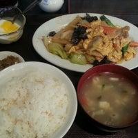 Photo taken at 中国家常菜 胡同101 荻窪店 by Take S. on 4/11/2013