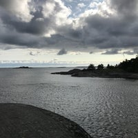 Photo taken at Neljän Tuulen Tupa / Fyra Vindarnas Hus by Janne K. on 8/26/2017