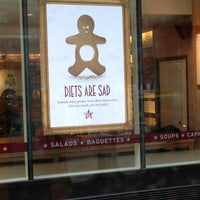 Photo taken at Pret A Manger by Rowena A. on 1/13/2013