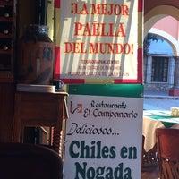 Foto tomada en Restaurante El Campanario por Victor B. el 11/6/2014