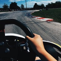 Photo taken at Varna Karting Track by Alex on 6/27/2015