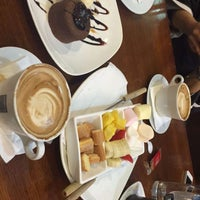 Photo taken at St Moritz Cafe by Hessa I. on 5/28/2016