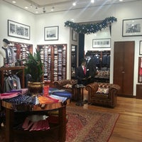 Photo taken at Charles Tyrwhitt by Michael S. on 12/21/2013