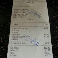 Photo taken at Custom Burgers by Pat La Frieda by Michael S. on 10/22/2013