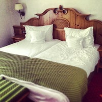 Photo taken at BinderBubi Hotel & Spa by Oliver S. on 6/1/2013