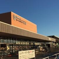 Photo taken at ホームジョイ本田 石下店 by Kou S. on 1/10/2015