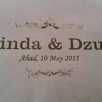 Photo taken at Restoran Al-Wadud by Iqa A. on 5/10/2015