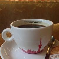 Photo taken at glo London Bakery Café by mogmog s. on 6/3/2015