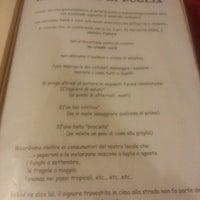 Foto diambil di Ristoro Re di Puglia oleh Andrea A. pada 1/2/2013
