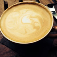 Photo taken at Coffee Map Roastery by Alexandru C. on 5/25/2014