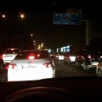 Photo taken at Rawdat Al Khail Signals by Ooopsrobyn on 1/16/2014