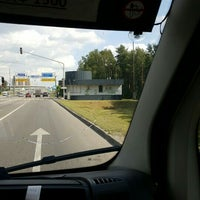 Photo taken at ОБ ДПС ГИБДД УВД ЮВАО по г. Москве пост пикет 103 by Игорь Г. on 7/12/2016