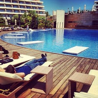 Photo taken at Ibiza Gran Hotel by Marco M. on 5/24/2013