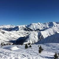 Photo taken at Col de la Croix De Fer by Petidis T. on 12/24/2017