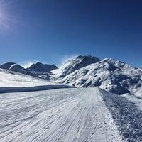 Photo taken at Col de la Croix De Fer by Petidis T. on 12/28/2017