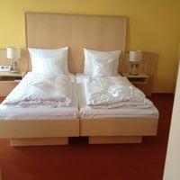 Das Foto wurde bei HSH Hotel Apartments Mitte von Anna K. am 5/5/2014 aufgenommen