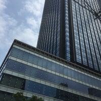 Photo taken at Sumitomo Fudosan Iidabashi First Tower by Tomohisa on 6/13/2015