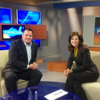 Photo taken at ABC11 Eyewitness News by Bob N. on 11/21/2012