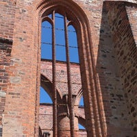 Photo taken at St. Bartholomäi Kirche Zerbst by Tigra . on 7/19/2014