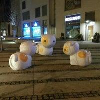 Photo taken at Liberec Plaza by Tigra . on 1/28/2016