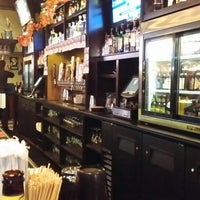 Photo taken at Wood-n-Tap Bar & Grill by Adam N. on 10/17/2013