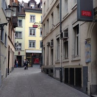 Photo taken at Greater Zurich Area by Anton P. on 9/14/2013