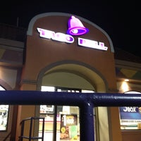 Photo taken at Taco Bell by Carlton M. on 10/12/2013