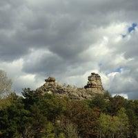 Photo taken at Castle Rock Wayside by Nicole S. on 10/7/2014