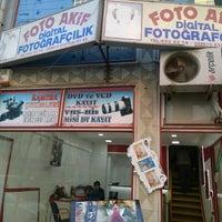 Photo taken at Foto Akif by Seznur H. on 4/20/2015