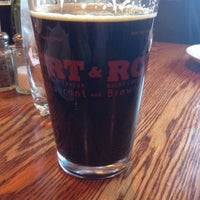 Photo taken at Rocky Coast Brewing at Post Road Tavern by Stephen S. on 12/27/2014
