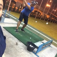 Photo taken at Pelangi Public Golf Driving Range by 'Ferra A. on 2/24/2016