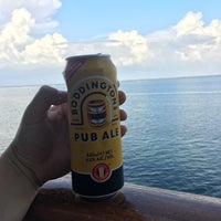 Photo taken at At Sea by Andrew W. on 4/22/2018